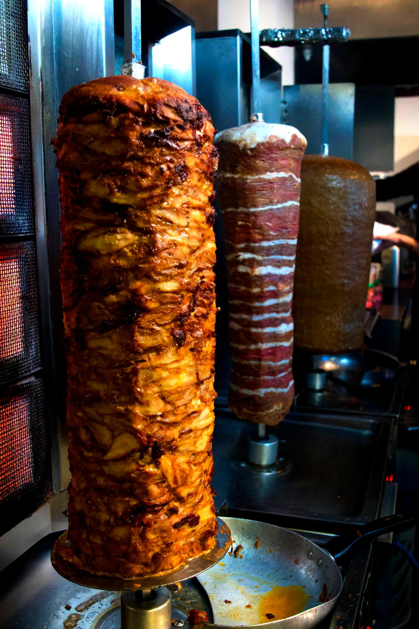 Kebab ruller