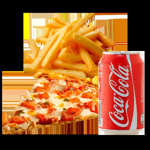 Pizza Slice Menu