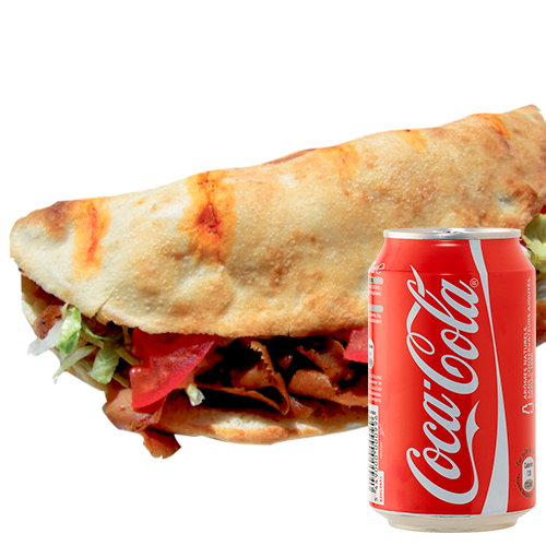 Pizza Sandwich Menu
